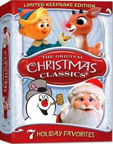 File:Original Christmas Classics DVD 2007.jpg