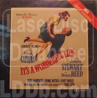 ItsAWonderfulLife Laserdisc 1985