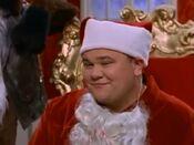 Bulk as Santa