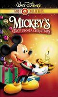 MickeysOnceUponAChristmas VHS