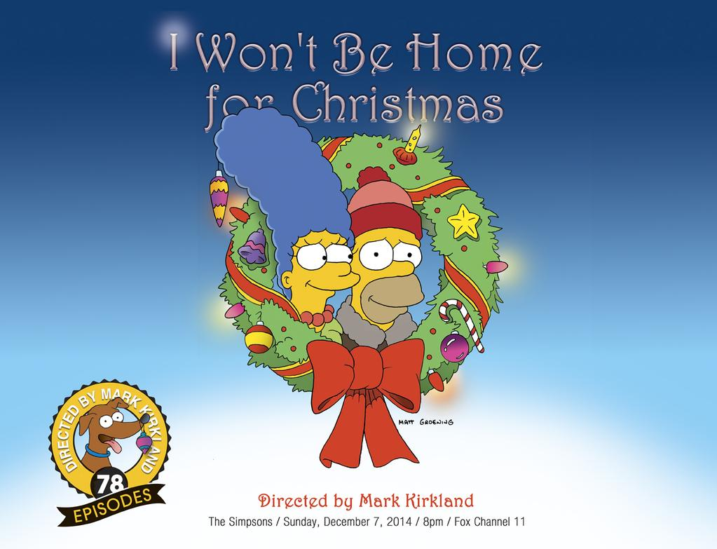 I Won't Be Home for Christmas (The Simpsons) | Christmas Specials ...