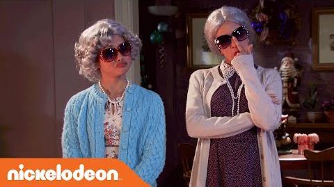 Ho Ho Holiday Special Bad Giftin' Grannies Music Video Nick