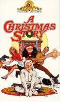 AChristmasStory VHS 1993