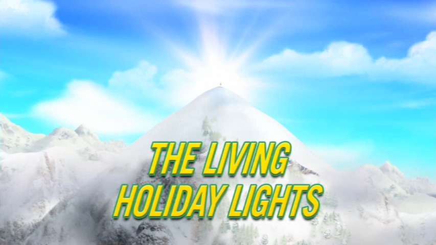 The Living Holiday Lights Christmas Specials Wiki