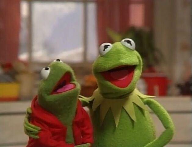 File:Kermit and Robin Sing Jingle Bells.jpg