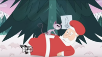 Santa Claus in Kid vs. Kat