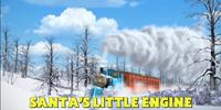 Santa's Little Engine