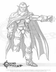 Chrono Resurrection art