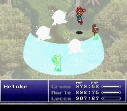 Chrono Trigger Luminaire