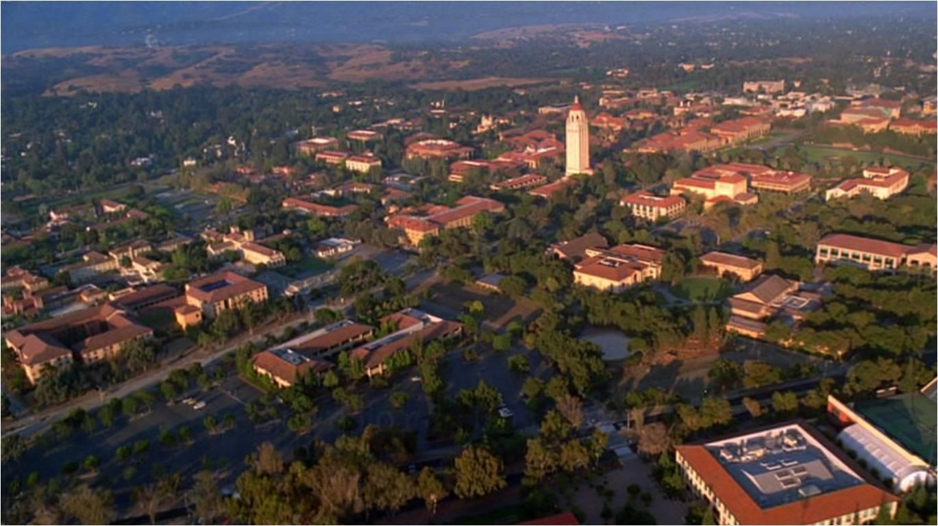 Stanford dating scene