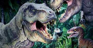 1997 The Lost World Jurassic Park 007
