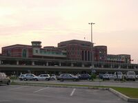 PakistanLahoreAllamahIqbal International AirTerminal