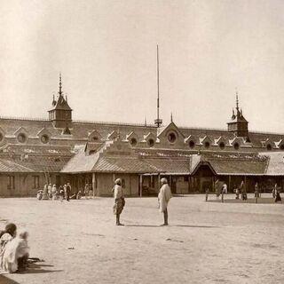 Tolinton Market 1864.