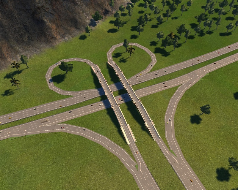 Realistic highway mod 2.0