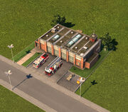 SmallFireStation