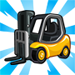 Yellow Forklift-viral