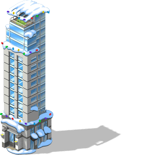 Penthouse Tower Winter-SW