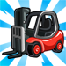 Red Forklift-viral