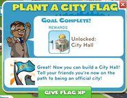 Plant a City Flag Complete