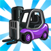 Purple Forklift-viral