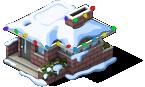 Stylish Contemporary snow