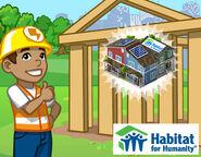 Announce Habitat4Humanity genericBurst
