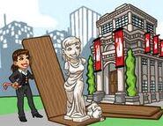 Museum Upgrade with Sam!