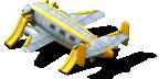Super Cargo Plane-Spoiled
