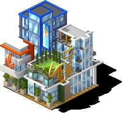Premium Business Mall Level 2-SW