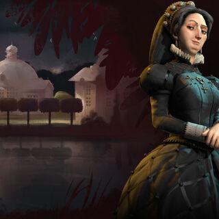 Promotional image of Catherine de Medici