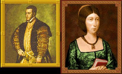 Philip and Isabella (Civ2)