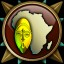 Steam achievement I Prefer my Africa Scrambled (Civ5)