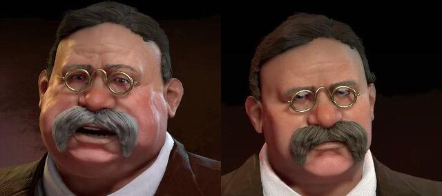 File:Civ6 Teddy Roosevelt face change.jpg