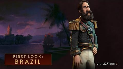 CIVILIZATION VI - First Look Brazil - International Version (With Subtitles)