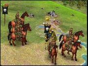 Barbarians scenario