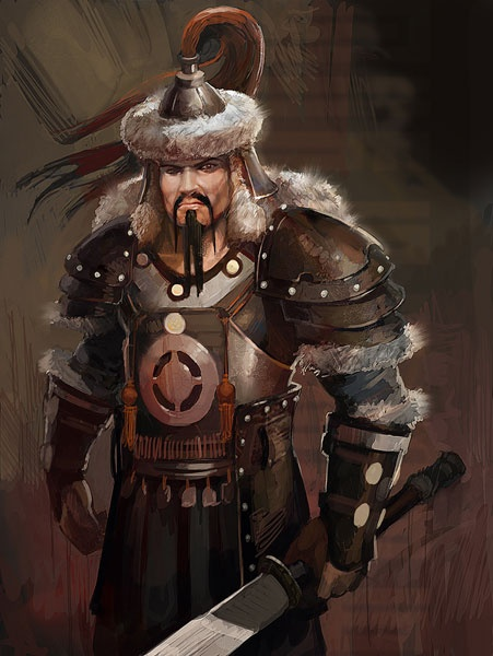 an overview of the military leader genghis kahns biography Jamukha (mongolian language: жамуха) was a mongol military and political leader and the chief rival to temüjin (later genghis khan) in the unification of the.