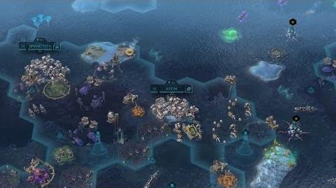 "Official Civilization Beyond Earth - Rising Tide Featurette - ""A New Diplomatic Landscape"""