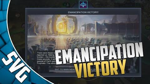 Civilization Beyond Earth - Emancipation Victory