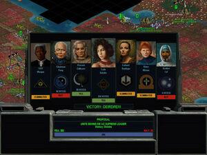 Alpha Centauri screenshot 1