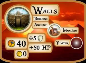Walls Info Card