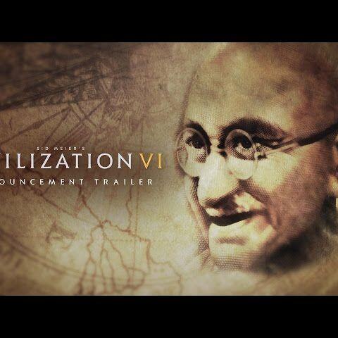 Promotional image of Gandhi