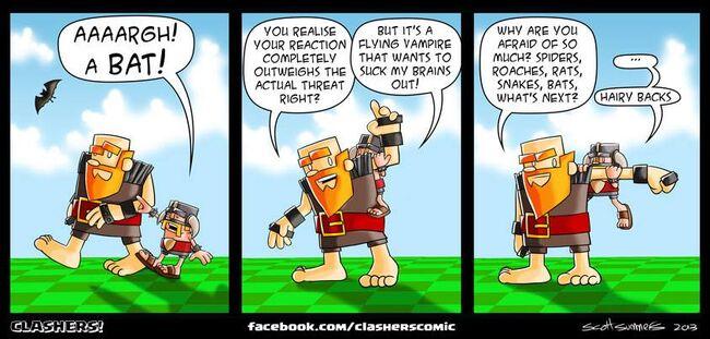 Clashers Comic 25