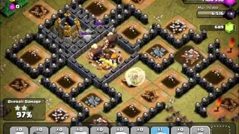 Clash of Clans P.E.K.K