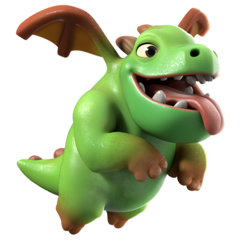 ... - Baby Dragon info.png | Clash of Clans Wiki | Fandom powered by