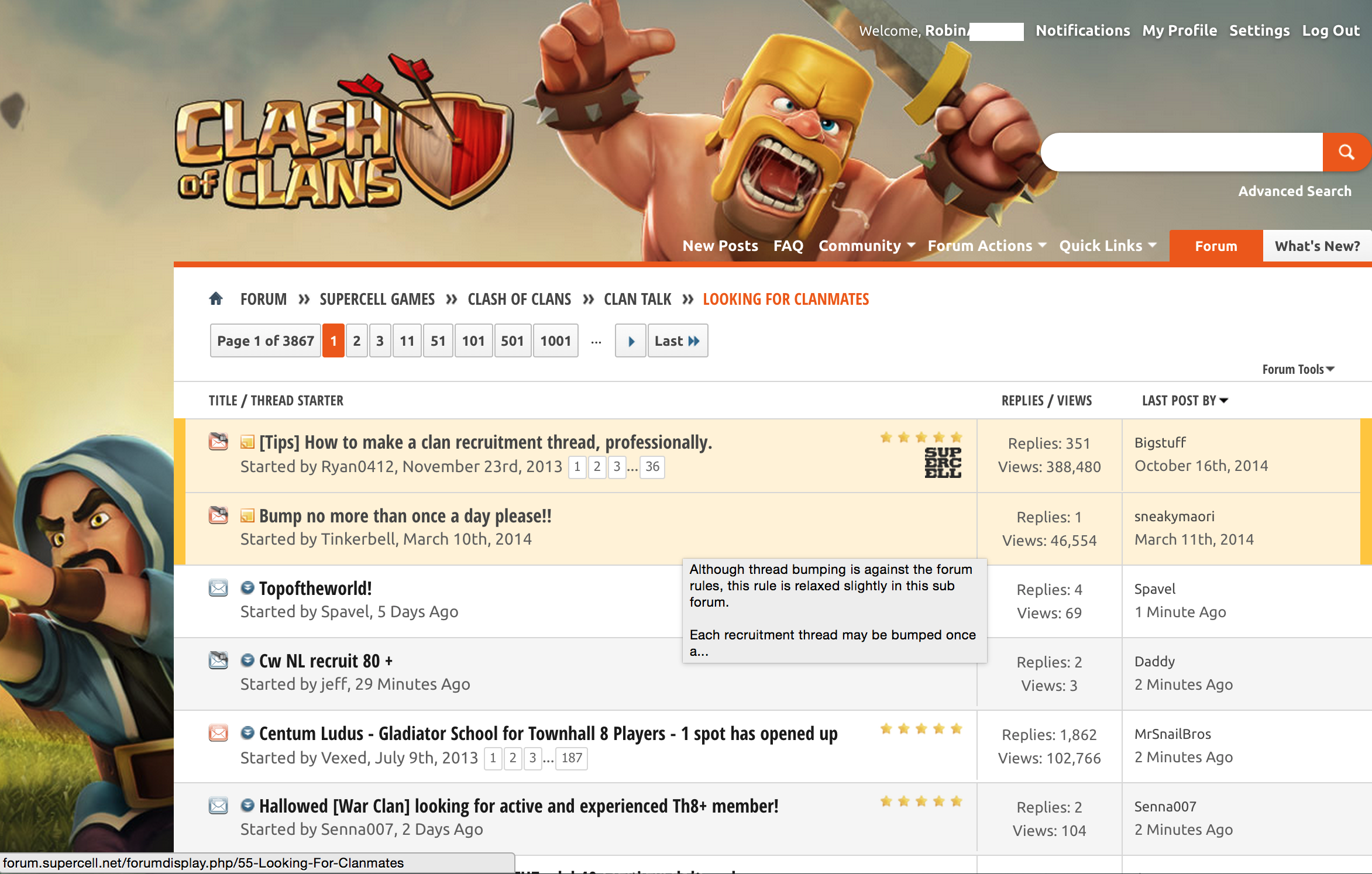 supercell forum