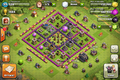 clash of clans base building guide