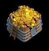 Gold Storage Clash Of Clans Level 4