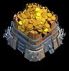Gold Storage Clash Of Clans Level 9