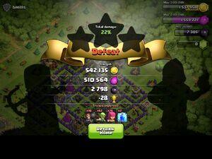 Tournament Raid ChiefEthan