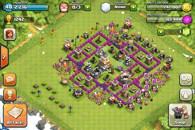 You clash of clans wiki fandom powered by wikia